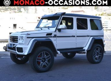Voiture Mercedes Classe G 500 4X4 ² Occasion