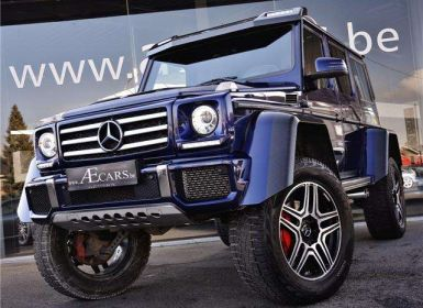 Achat Mercedes Classe G 500 500 - 4x4² - 4.0-V8 - CARBON - FULL Occasion