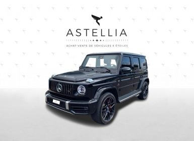 Achat Mercedes Classe G 63 AMG Occasion
