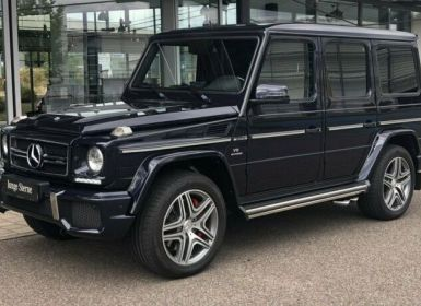Mercedes Classe G 63 AMG  Occasion