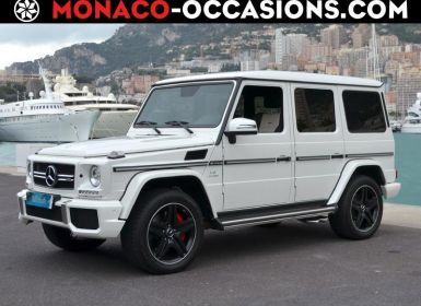 Vente Mercedes Classe G 63 AMG 571ch Break Long 7G-Tronic Speedshift + Occasion