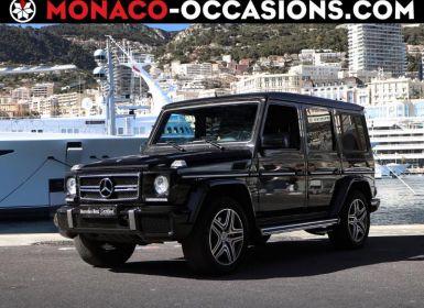 Vente Mercedes Classe G 63 AMG 571ch Break Long 7G-Tronic Speedshift + Occasion