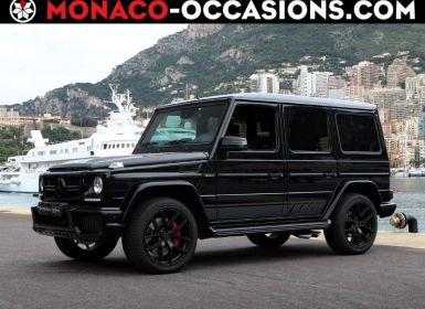 Voiture Mercedes Classe G 63 AMG 571ch Break Long Edition 463 7G-Tronic Speedshift + Occasion