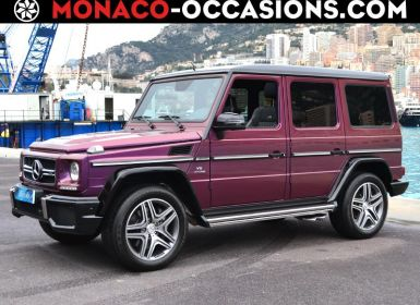 Acheter Mercedes Classe G 63 AMG 630ch Break Long Color Block 7G-Tronic Speedshift + Occasion