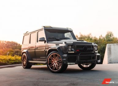Vente Mercedes Classe G 63 AMG BRABUS WIDESTAR 700 *CARBON* Occasion