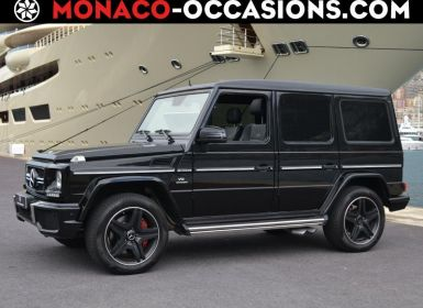 Acheter Mercedes Classe G 63 AMG Break Long 7G-Tronic Speedshift + Occasion