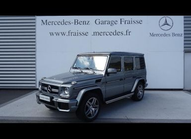Vente Mercedes Classe G 63 AMG Break Long 7G-Tronic Speedshift + Occasion