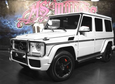 Achat Mercedes Classe G 63 AMG EDITION 463 Occasion