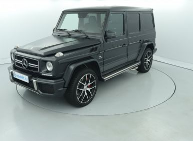 Mercedes Classe G 63 AMG LONG 571 CV V8 BITURBO 7G TRONIC SPEEDSHIFT PLUS EDITION 463 Occasion