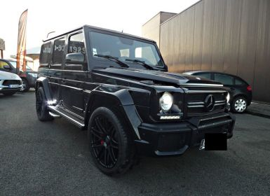 Mercedes Classe G 63 AMG LONG 7G-TRONIC SPEEDSHIFT BRABUS DESIGN FLEXFUEL Occasion