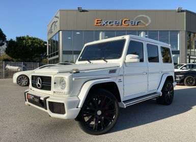 Voiture Mercedes Classe G 63 AMG LONG 7G-TRONIC SPEEDSHIFT PLUS Occasion