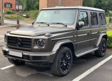Vente Mercedes Classe G G400 STRONGER THAN TIME Edition Occasion