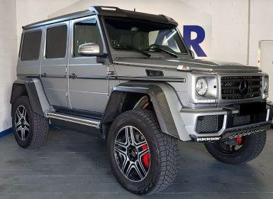 Vente Mercedes Classe G G500 4×4² DESIGNO Occasion