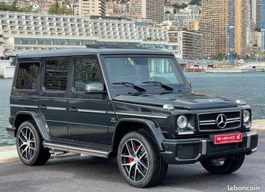 Vente Mercedes Classe G G63 AMG 571cv – 46.000 kms Occasion