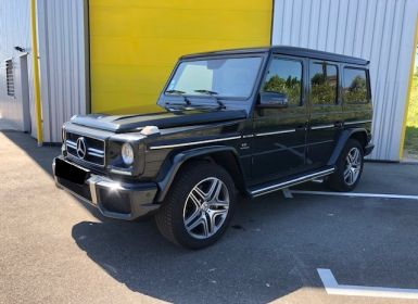 Vente Mercedes Classe G III 63 AMG  LONG 7G-TRONIC SPEEDSCHIFT PLUS AMG Occasion