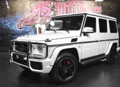 Vente Mercedes Classe G III 63 AMG EDITION 463 Occasion