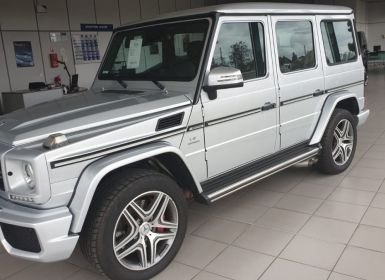 Mercedes Classe G III 63 AMG LONG 7G-TRONIC SPEEDSHIFT PLUS AMG Occasion