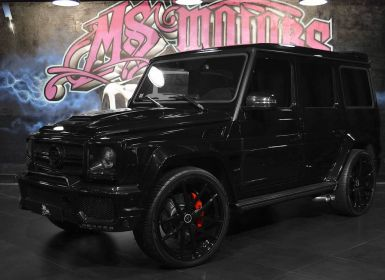 Achat Mercedes Classe G III 63 AMG LONG BRABUS Occasion
