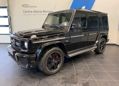 Voiture Mercedes Classe G Long 63 AMG Automatique Occasion