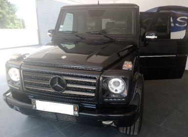 Vente Mercedes Classe G Prestige Occasion