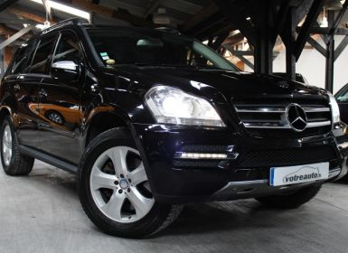 Voiture Mercedes Classe GL 350 CDI 4MATIC BLUEEFFICIENCY BA7 7G-TRONIC PLUS Occasion