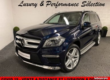 Vente Mercedes Classe GL 350 CDI FASCINATION AMG 109000km NBES OPTIONS 7 PLACES Occasion