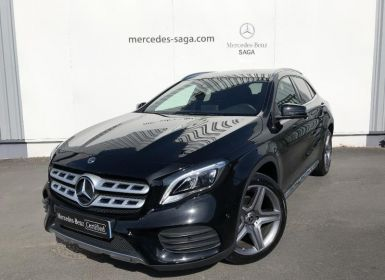 Achat Mercedes Classe GLA 180 122ch Fascination 7G-DCT Euro6d-T Occasion