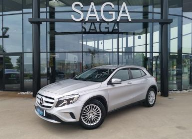 Voiture Mercedes Classe GLA 180 d Business Occasion