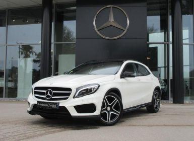 Vente Mercedes Classe GLA 180 d Fascination Occasion