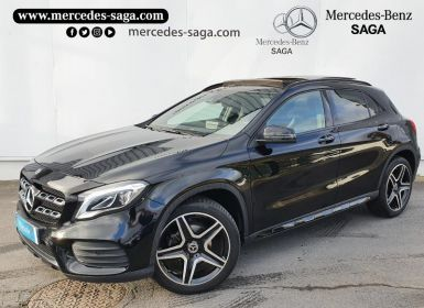 Voiture Mercedes Classe GLA 180 d Fascination 7G-DCT Occasion