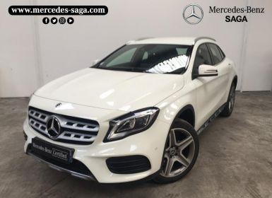 Vente Mercedes Classe GLA 180 d Fascination 7G-DCT Occasion