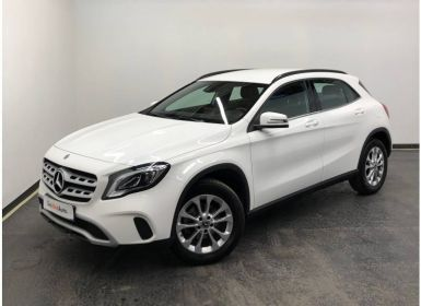 Mercedes Classe GLA 180 d Inspiration Occasion