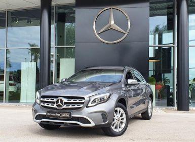 Vente Mercedes Classe GLA 180 d Inspiration Occasion
