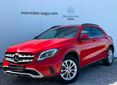 Voiture Mercedes Classe GLA 180 d Inspiration 7G-DCT Occasion