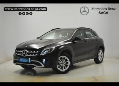 Achat Mercedes Classe GLA 180 d Inspiration 7G-DCT Occasion