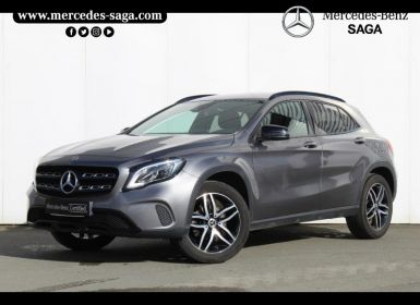 Mercedes Classe GLA 180 d Inspiration 7G-DCT Occasion