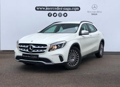 Achat Mercedes Classe GLA 180 d Intuition Occasion