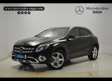 Acheter Mercedes Classe GLA 180 d Sensation Occasion