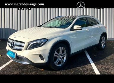 Achat Mercedes Classe GLA 180 d Sensation Occasion