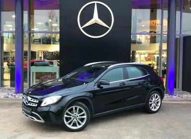 Vente Mercedes Classe GLA 180 d Sensation Occasion