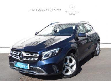 Achat Mercedes Classe GLA 180 d Sensation 7G-DCT Occasion
