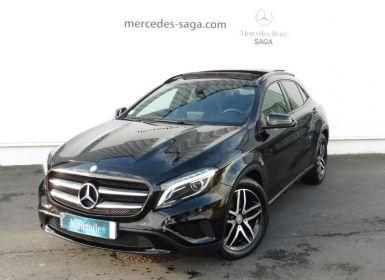 Voiture Mercedes Classe GLA 180 d Sensation 7G-DCT Occasion
