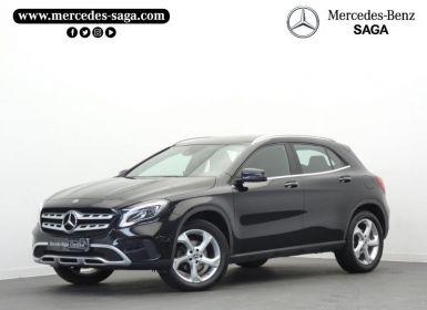 Vente Mercedes Classe GLA 180 d Sensation 7G-DCT Occasion