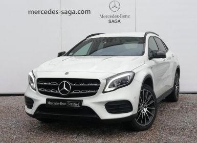 Mercedes Classe GLA 180 d WhiteArt Edition