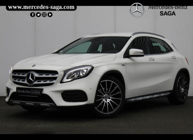 Achat Mercedes Classe GLA 180 d WhiteArt Edition 7G-DCT Occasion