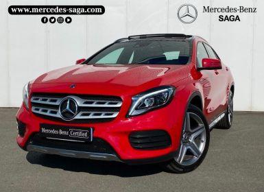 Vente Mercedes Classe GLA 180 Fascination Occasion