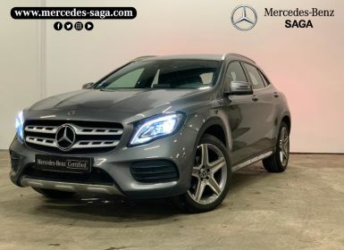 Achat Mercedes Classe GLA 180 Fascination 7G-DCT Occasion