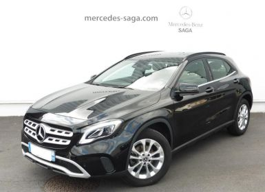 Achat Mercedes Classe GLA 180 Inspiration Occasion