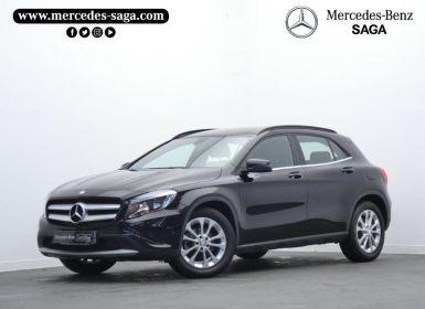 Voiture Mercedes Classe GLA 180 Inspiration Occasion