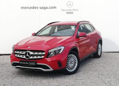 Vente Mercedes Classe GLA 180 Intuition Occasion